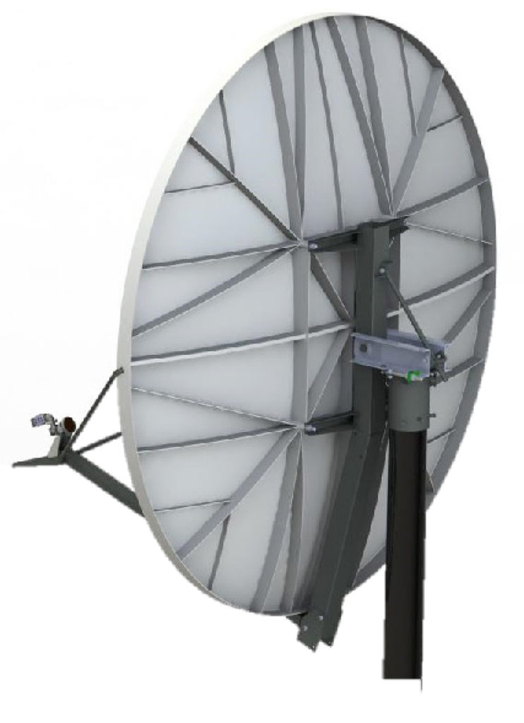 2.4m Extended Ku_Band Antenna_1